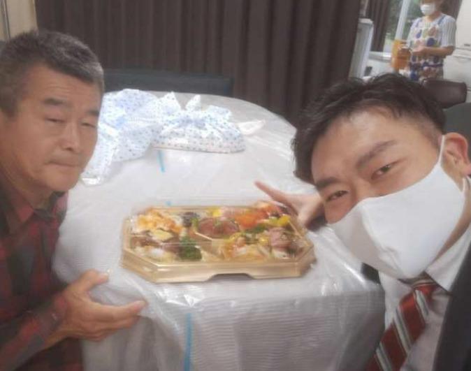 レストラン久米江口隆博さん